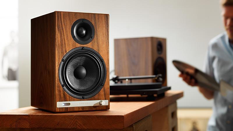 Audioengine HD3 及 HD6 旗艦級揚聲器 復古設計 功能全面