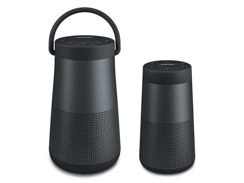 全方位發聲,BOSE 推出全新藍牙喇叭 SoundLink Revolve 及 Revolve+