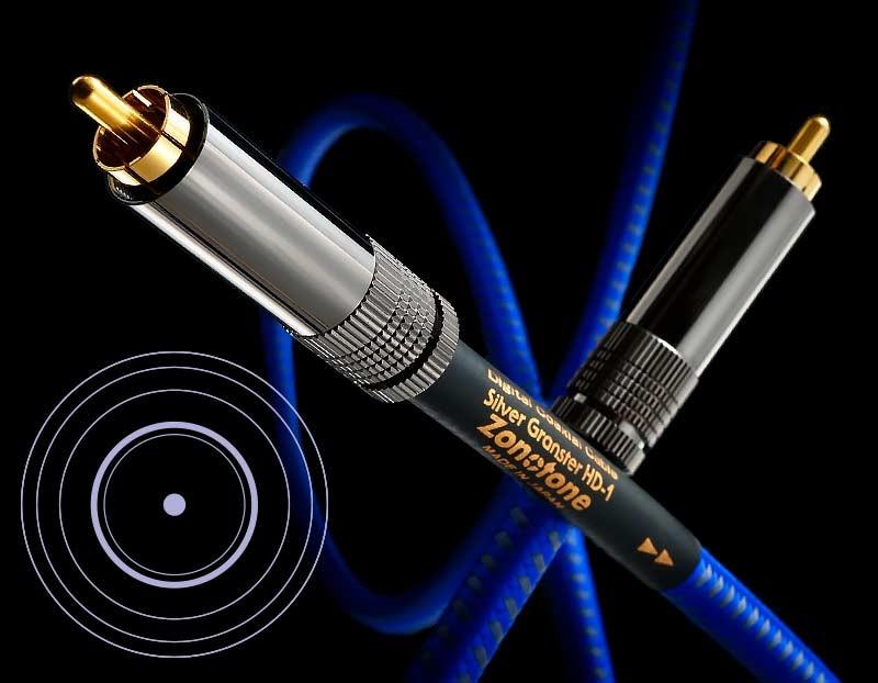 直迫旗艦之作(二),ZONOTONE 推出全新 Silver Granster HD-1 同軸數碼線