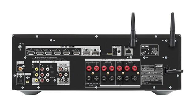 Sony 推出具 3D 聲效的 AV 放大器 STR-DN1080