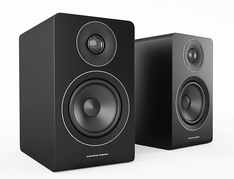 繼承經典之作,Acoustic Energy 推出全新 AE100 書架喇叭