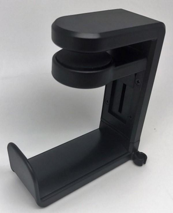實用至上,Brighton Net 推出卓邊頭戴式耳機掛架 Headphone Hooker
