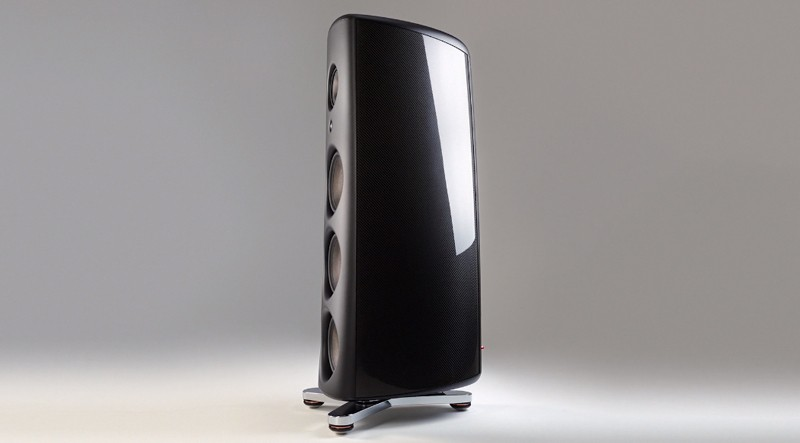 碳纖維技術加持,Magico 推全新 M6 座地喇叭