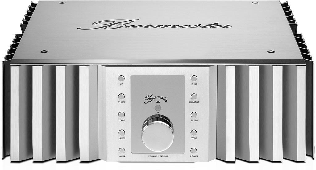 德國音藝俱佳的傑作 - Burmester 082 合併擴音機