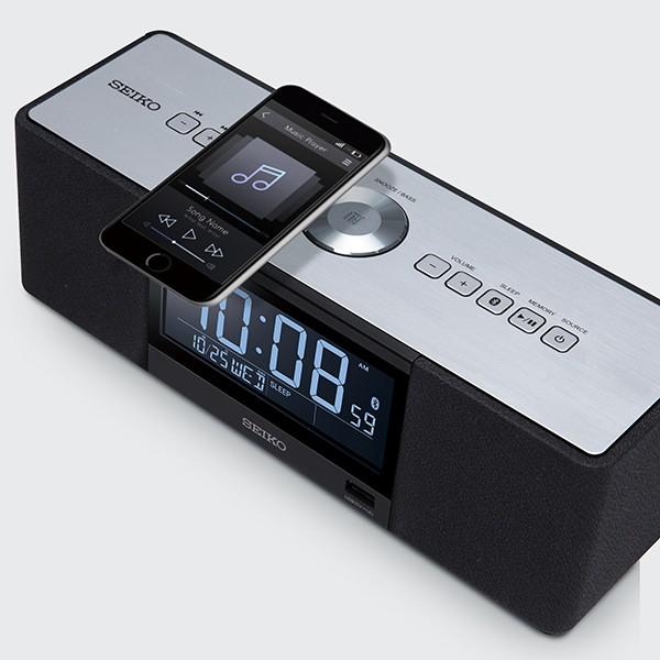 集音樂與鬧鐘功能於一身,Seiko 推出多功能鬧鐘 SS501