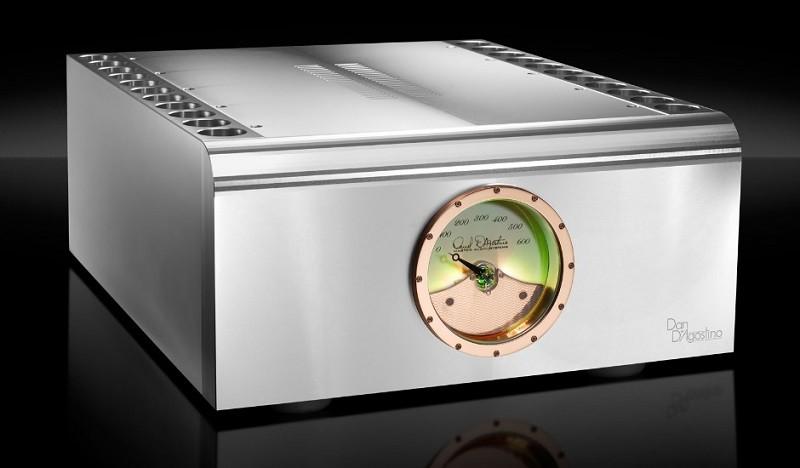 Dan D'Agostino 推出全新立體聲放大器 Progression Stereo Amplifier