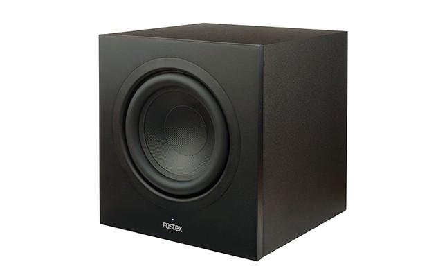 PM 系列喇叭良伴,FOSTEX 推出全新密閉式超低音 PM-SUB8