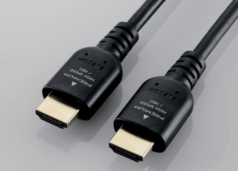 價廉物美,ELECOM 推出全新對應 4K 解像 HDMI 線材 CAC-HDPS14E 系列