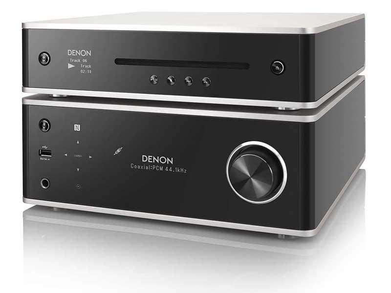 Denon 推出全新小型 CD 唱機 DCD-100