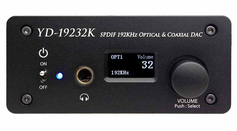 Yudios 推出全新小型解碼器 YD-19232K