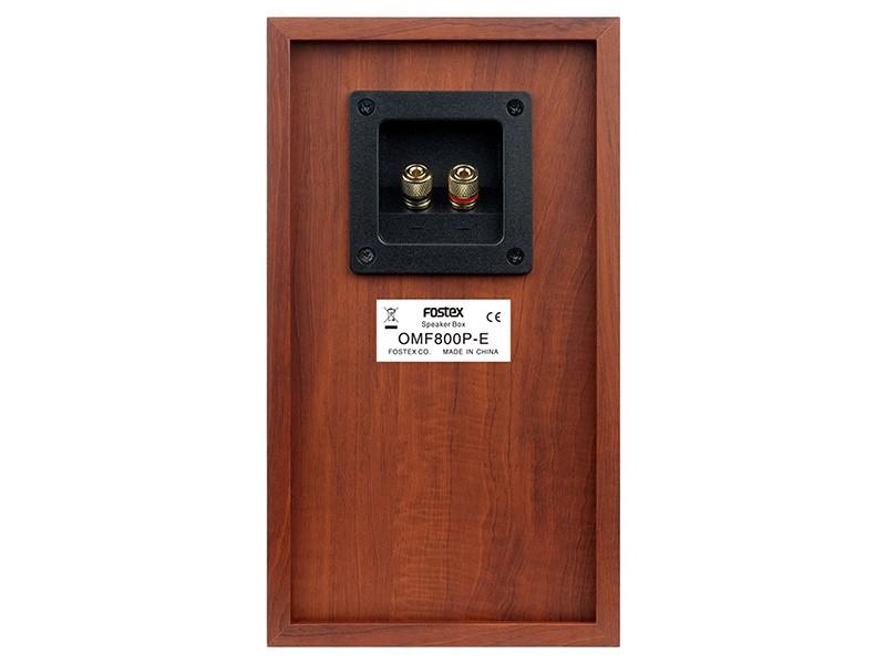 入門 DIY 之選,Fostex 推出小型書架音箱 OMF800P-E