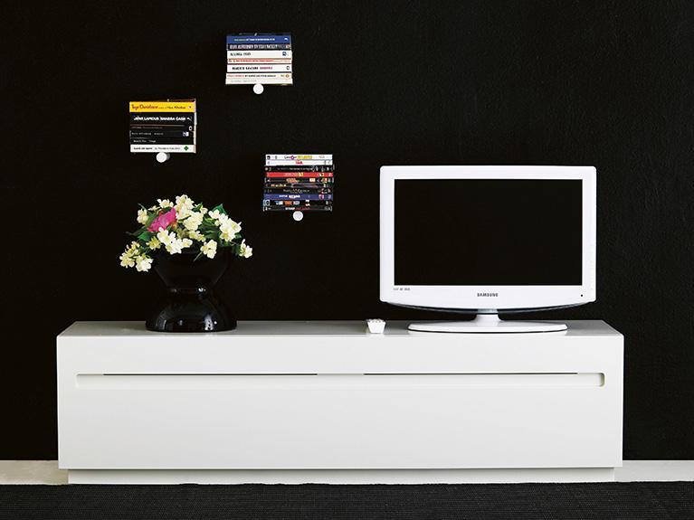 來自瑞典百年傢俬品牌的電視櫃 - Manks
