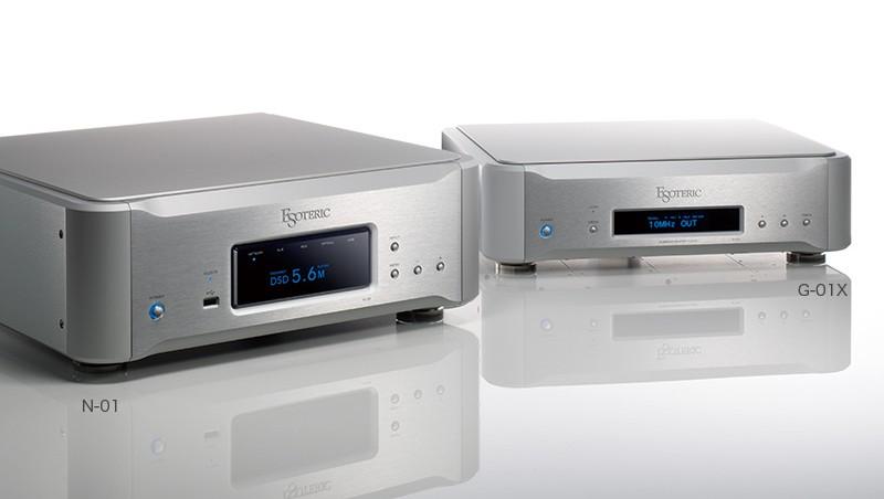 頂級串流誕生,Esoteric 推出全新網絡播放器 N-01