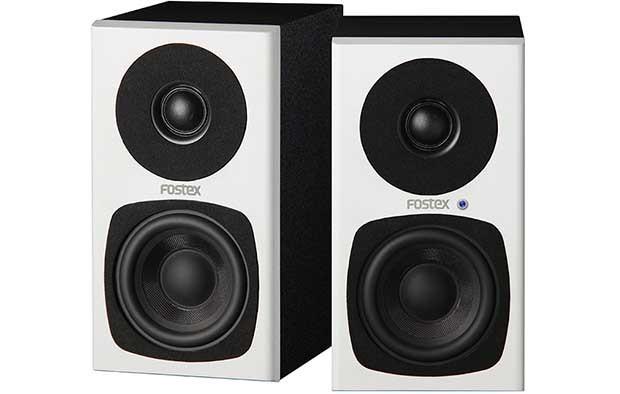 Hi-Res 進化,Fostex 推出全新小型有源喇叭 PM0.3H