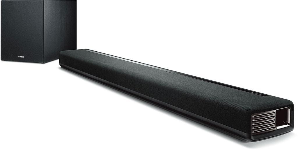 Yamaha 7.1 聲道 MusicCast Soundbar YAS-706