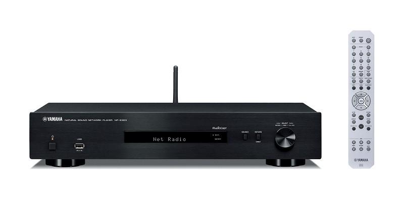 Yamaha 推出全新薄型播放器 NP-S303