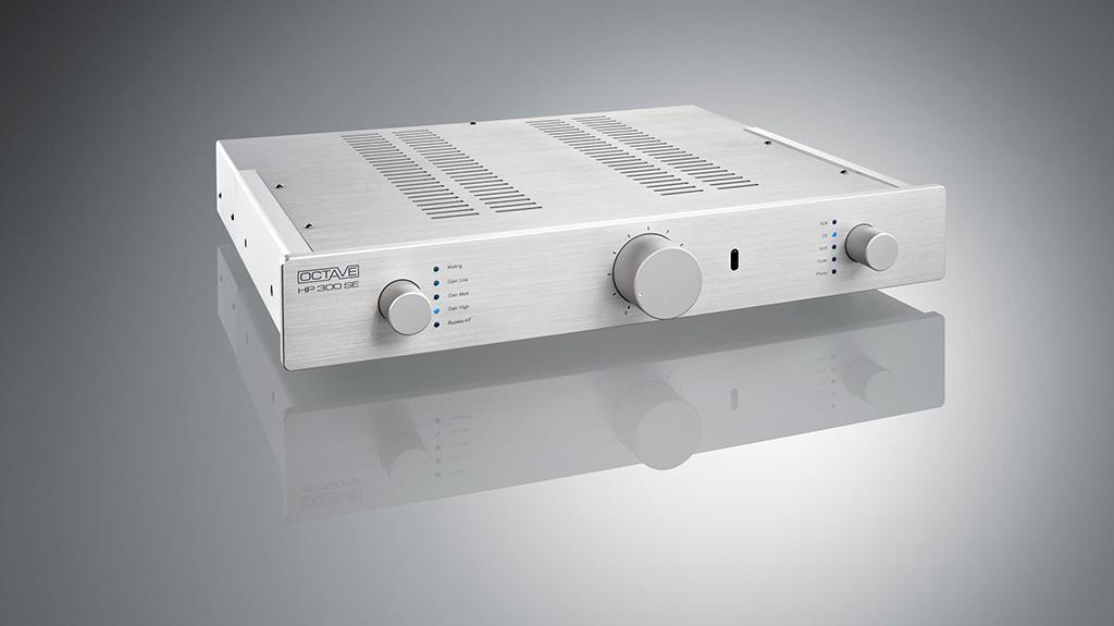 亦真亦美、亦實亦融 – OCTAVE HP300SE 膽前級 + RE290 膽立體聲後級