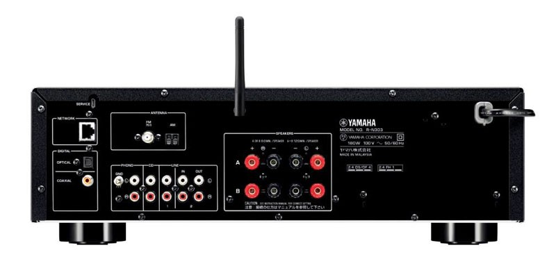 How To Connect My Yamaha   To My Network