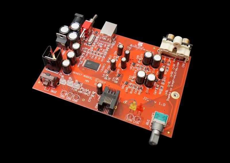 模擬轉換小幫手,Schiit 推出小型 A / D 轉換器 JIL