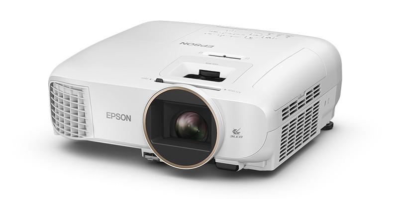 Epson 推出全功能的 FULL HD 投影機 EH-TW5650
