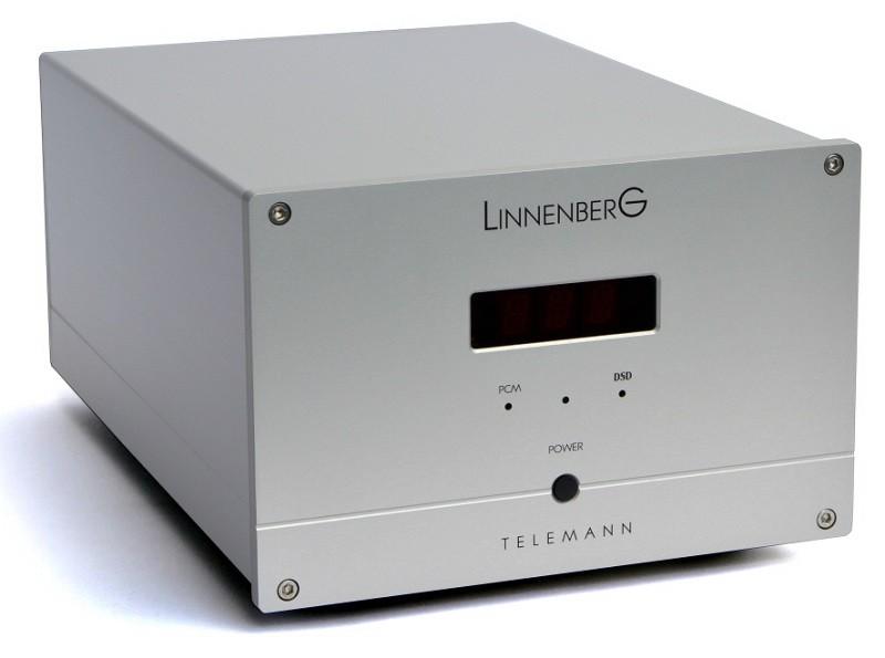 LINNENBERG 推出全新解碼 / 前級 Telemann