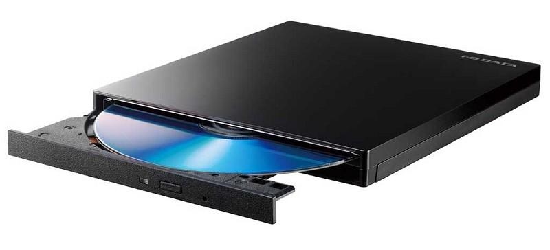 I-O DATA 推出合新便攜式藍光光碟驅動器 BRP-UT6C