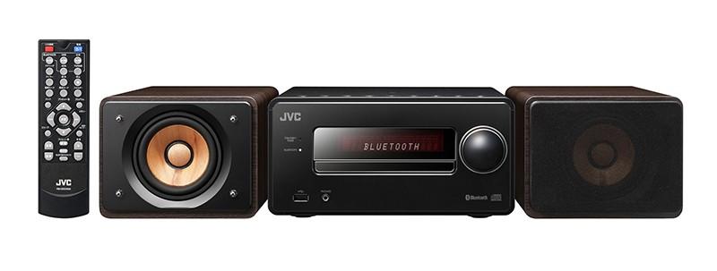 Hi-Res 性能加持,JVC 推出全新木製喇叭單元微型組合 EX-S55