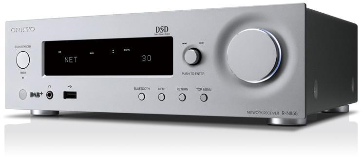 Onkyo TX-8270 及 R-855 網絡立體聲擴音機即日推出