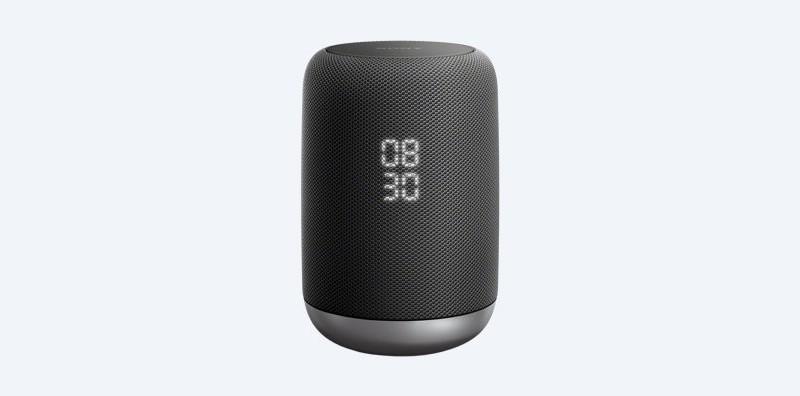 智能喇叭前哨戰(三),SONY 發表智能喇叭 LF-S50G