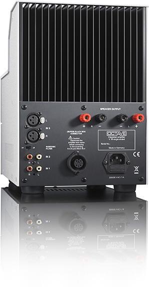 OCTAVE V16 Single Ended 純 A 類單端合併擴音機