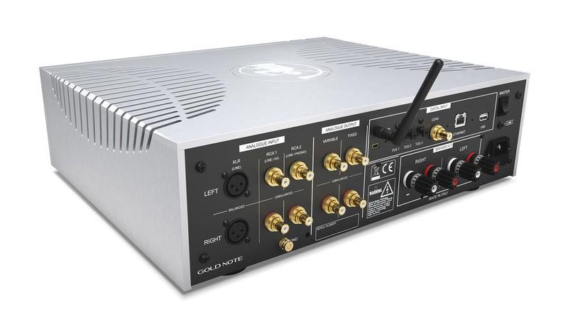 音響萬用刀, GoldNote 推出全新多功能合併式放大器 IS-1000