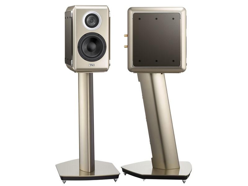 鈦銀色登場,TAD 推出書架喇叭 TAD-ME1-S 全新色彩