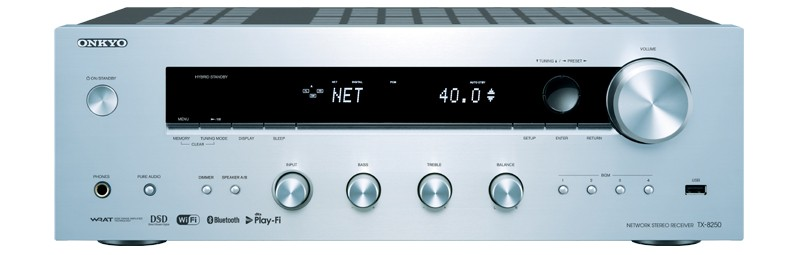 Onkyo 推出全新網絡合併放大器 TX-8250
