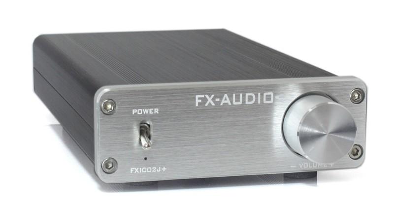 改良版本誕生,FX-AUDIO 推出 FX1002J + 小型數碼放大器