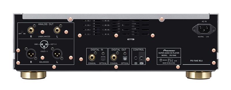 純粹主義,Pioneer 推出全新 SACD / CD 唱機 PD-70AE