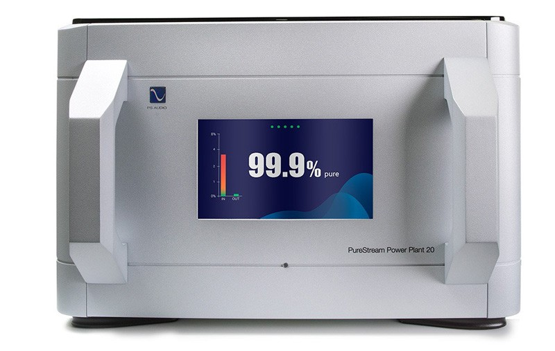 怪物級電源再生器降臨,PS Audio 發布全新 P20 Power Plant