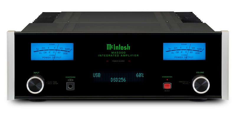 McIntosh 推出入門級合併式放大器 MA5300