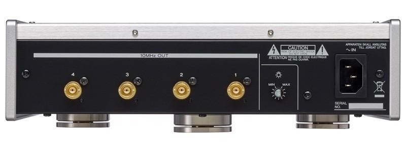 OCXO 加持,TEAC 推出 10 MHz 主時鐘發生器 CG-10 M