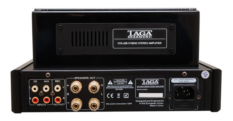 TAGA Harmony 推出全新入門級膽石混合放大器 HTA-25B