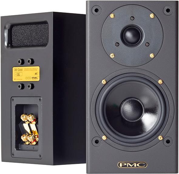 PMC DB1 Gold 小型監聽書架揚聲器