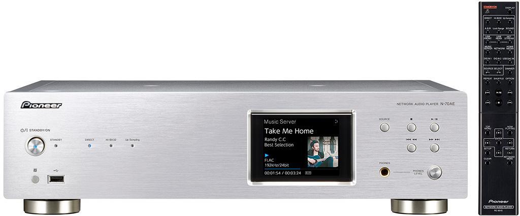 Pioneer N-70AE  網絡音樂播放器