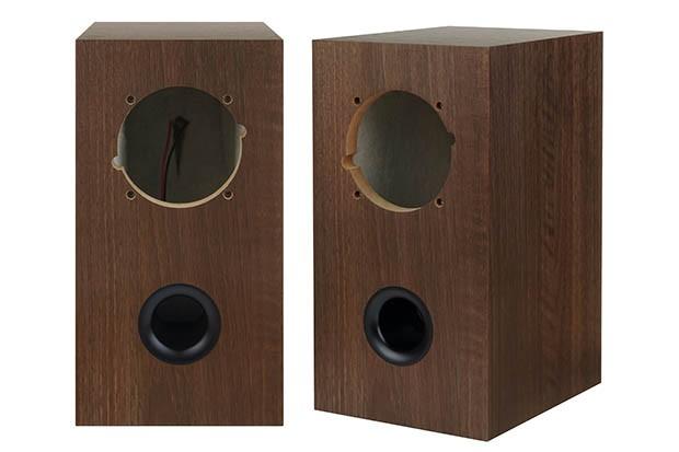 Fostex 推出專與 FE88-Sol 全音域單元匹配的書架音箱 YK88-Sol 2