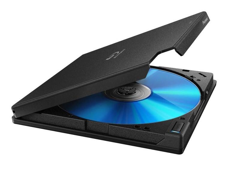 4K / 藍光輕鬆上街,Pioneer 推出全新便攜式 Ultra HD Blu-ray / Blu-ray 光碟機