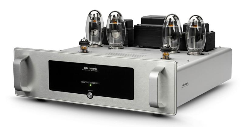 Audio Research 推出全立體聲後膽後級 VT80SE