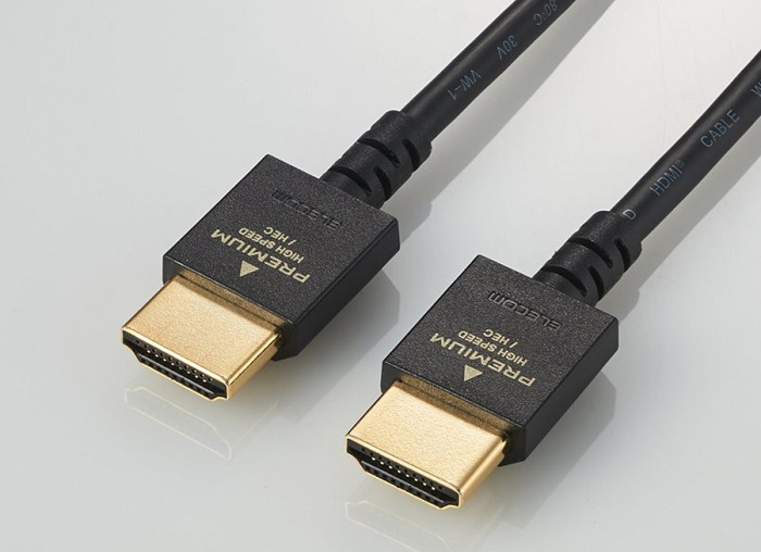 ELECOM 推出全新 4K HDMI 線材 DH-HDP14ES 系列