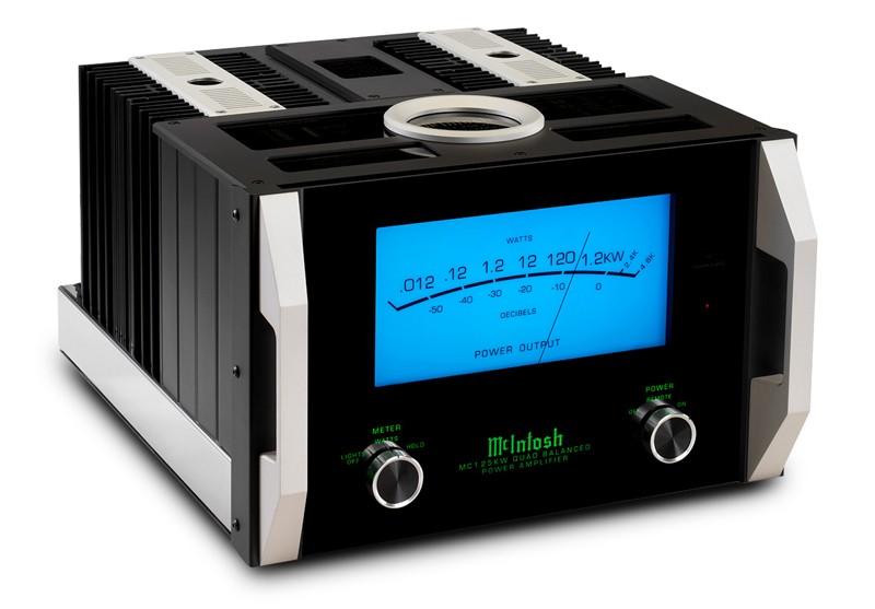 McIntosh 推出全新 MC1.25KW 單聲道後級放大器