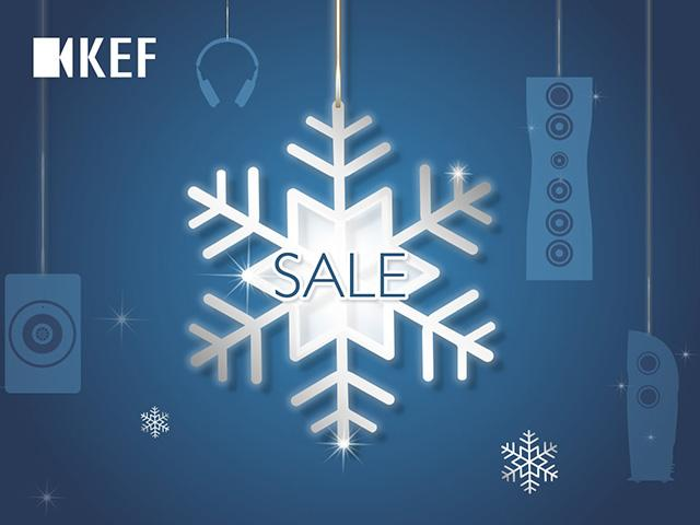 KEF Music Gallery 獨家聖誕禮遇