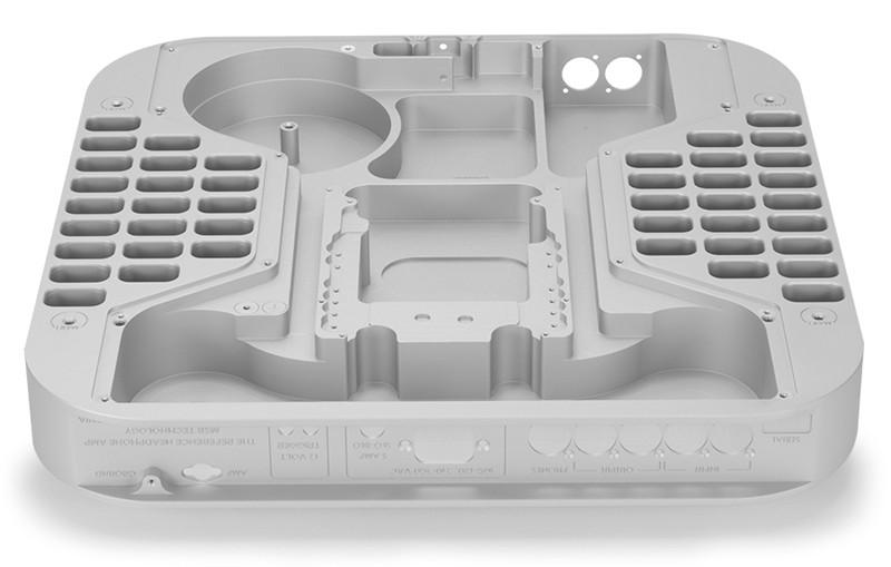MSB Technology 推出首部耳機放大器 Reference Headphone Amplifier
