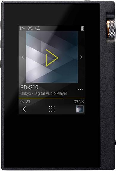 輕便、精巧的數碼音樂播放器 Onkyo PD-S10