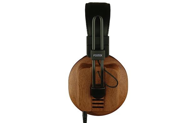 純木誘惑,FOSTEX 推出全新平面振膜耳機 T60RP